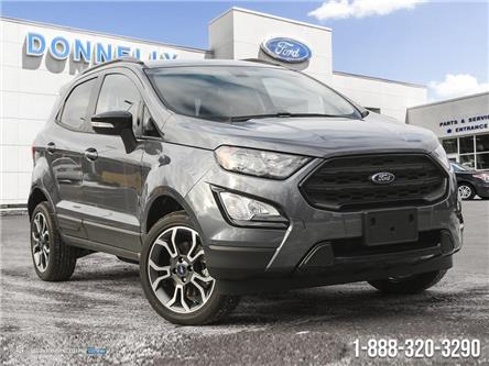 2020 Ford EcoSport SES (Stk: DT76) in Ottawa - Image 1 of 27