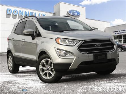 2020 Ford EcoSport SE (Stk: DT75) in Ottawa - Image 1 of 27
