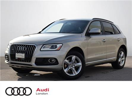 2015 Audi Q5 2.0T Komfort (Stk: Q74097A) in London - Image 1 of 22