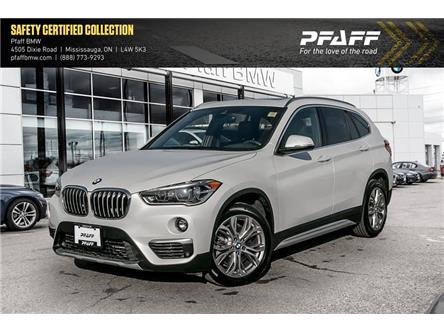 2019 BMW X1 xDrive28i (Stk: U5805) in Mississauga - Image 1 of 22