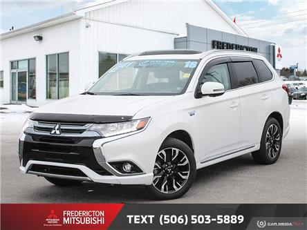 2018 Mitsubishi Outlander PHEV GT (Stk: 191389A) in Fredericton - Image 1 of 23