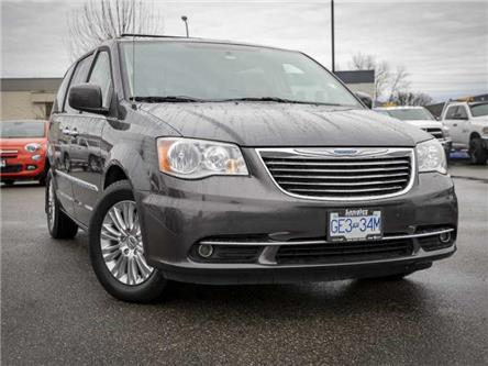 2016 Chrysler Town & Country Premium (Stk: K758464A) in Surrey - Image 1 of 22