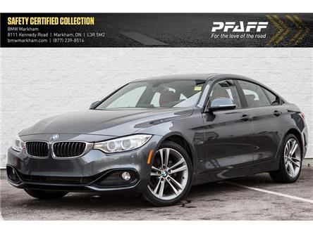 2016 BMW 428i xDrive Gran Coupe (Stk: D12657) in Markham - Image 1 of 20