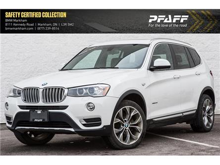 2015 BMW X3 xDrive28i (Stk: O12495A) in Markham - Image 1 of 20