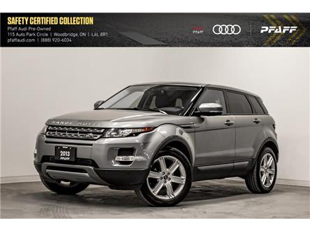 2013 Land Rover Range Rover Evoque Pure (Stk: T17857A) in Woodbridge - Image 1 of 22