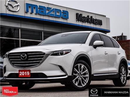 2019 Mazda CX-9 Signature (Stk: Q190081A) in Markham - Image 1 of 28