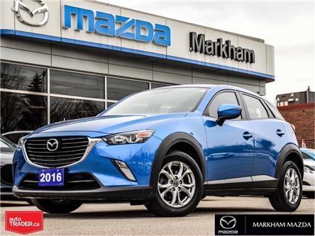 2016 Mazda CX-3  (Stk: N190659A) in Markham - Image 1 of 28