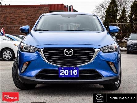 2016 Mazda CX-3  (Stk: N190659A) in Markham - Image 2 of 28