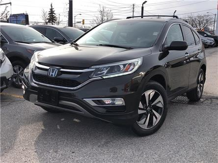 2016 Honda CR-V Touring (Stk: 57158A) in Scarborough - Image 1 of 23