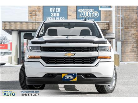 2018 Chevrolet Silverado 1500 Silverado Custom (Stk: 495095) in Milton - Image 2 of 18