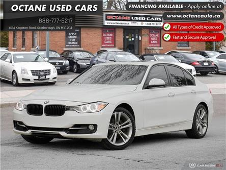 2013 BMW 328i xDrive (Stk: ) in Scarborough - Image 1 of 26