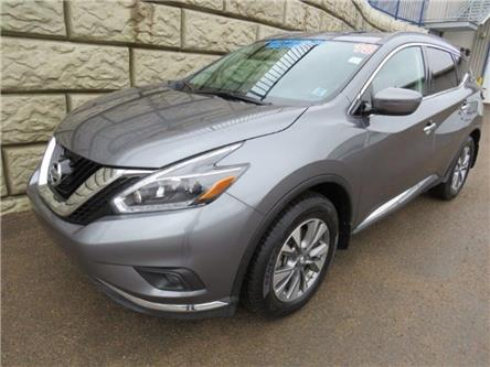 2018 Nissan Murano  (Stk: D91140P) in Fredericton - Image 1 of 23