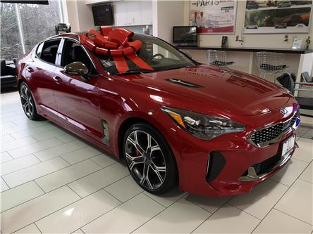 2020 Kia Stinger GT Limited w/Red Interior (Stk: K200149) in Toronto - Image 1 of 14