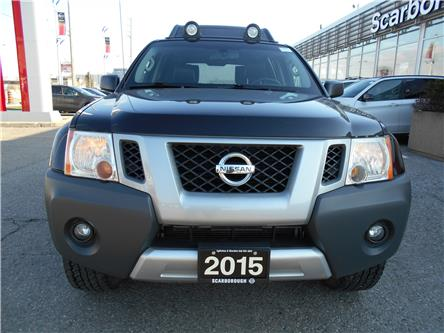 2015 Nissan Xterra PRO-4X (Stk: 519049A) in Scarborough - Image 2 of 23