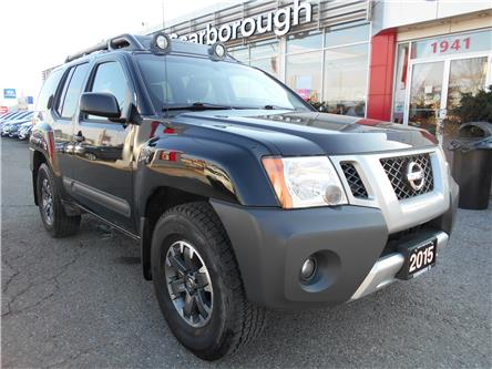 2015 Nissan Xterra PRO-4X (Stk: 519049A) in Scarborough - Image 1 of 23
