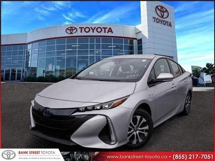 2020 Toyota Prius Prime Base (Stk: 27797) in Ottawa - Image 1 of 23