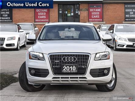 2010 Audi Q5 3.2 Premium (Stk: ) in Scarborough - Image 2 of 27