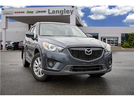 2013 Mazda CX-5 GX (Stk: EE911010A) in Surrey - Image 1 of 18