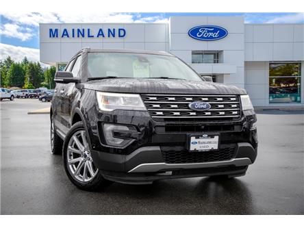 2017 Ford Explorer Limited (Stk: P05071) in Vancouver - Image 1 of 26