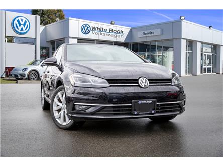 2018 Volkswagen Golf 1.8 TSI Highline (Stk: JG275952) in Vancouver - Image 1 of 26
