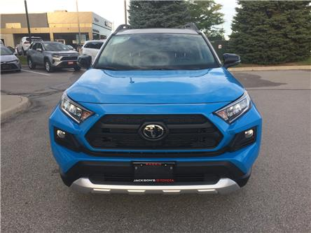 2020 Toyota RAV4 Trail (Stk: 2580) in Barrie - Image 2 of 16