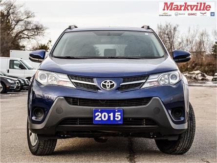 2015 Toyota RAV4 LE (Stk: 267583A) in Markham - Image 2 of 26
