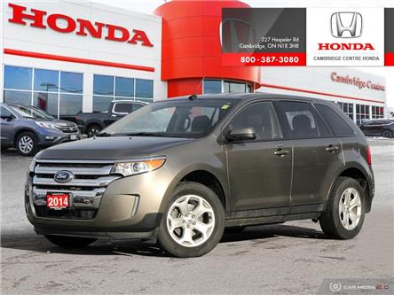 2014 Ford Edge SEL (Stk: 19713A) in Cambridge - Image 1 of 27