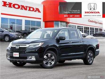 2017 Honda Ridgeline Touring (Stk: 20183A) in Cambridge - Image 1 of 27