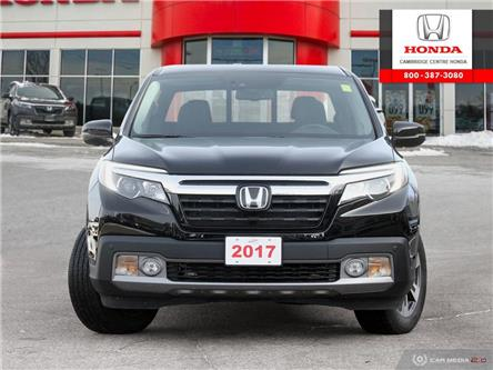 2017 Honda Ridgeline Touring (Stk: 20183A) in Cambridge - Image 2 of 27