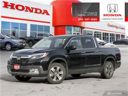 2018 Honda Ridgeline Touring (Stk: U4988) in Cambridge - Image 1 of 27