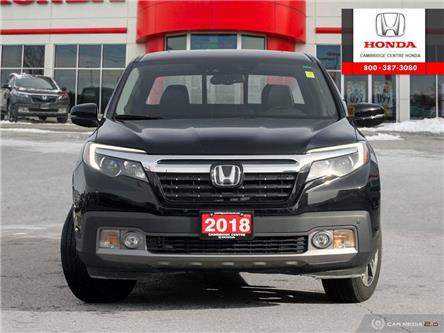 2018 Honda Ridgeline Touring (Stk: U4988) in Cambridge - Image 2 of 27