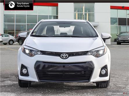 2016 Toyota Corolla S (Stk: M2773) in Ottawa - Image 2 of 28
