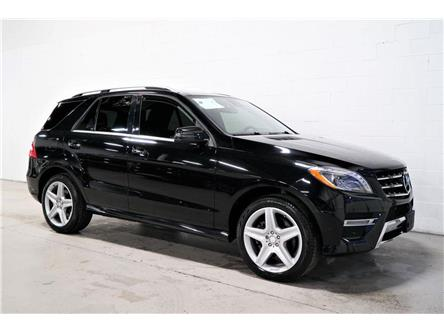 2015 Mercedes-Benz M-Class Base (Stk: 536836) in Vaughan - Image 1 of 30