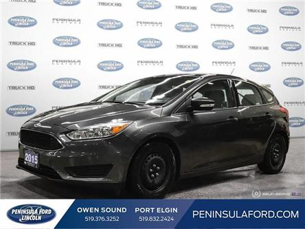 2015 Ford Focus SE (Stk: 19ES41A) in Owen Sound - Image 1 of 24