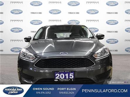 2015 Ford Focus SE (Stk: 19ES41A) in Owen Sound - Image 2 of 24