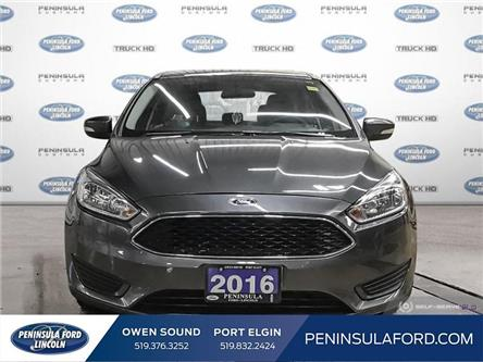 2016 Ford Focus SE (Stk: 19EP05A) in Owen Sound - Image 2 of 25