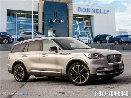 2020 Lincoln Aviator Reserve (Stk: DT116) in Ottawa - Image 1 of 27