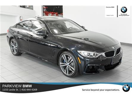 2016 BMW 435i xDrive Gran Coupe (Stk: PP8936) in Toronto - Image 1 of 22