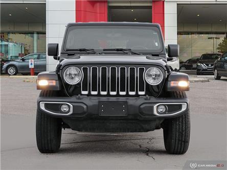 2019 Jeep Wrangler Unlimited Sahara (Stk: P7588) in Etobicoke - Image 2 of 26