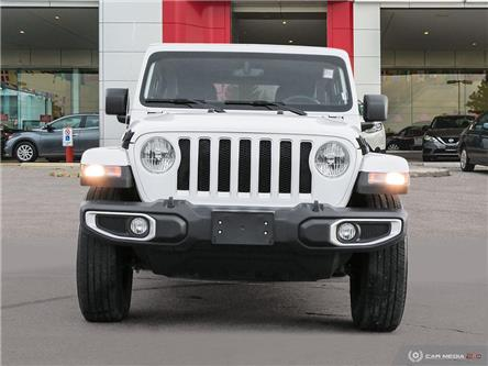 2019 Jeep Wrangler Unlimited Sahara (Stk: P7587) in Etobicoke - Image 2 of 27