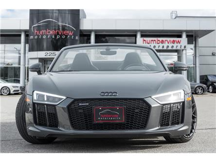 2017 Audi R8 5.2 V10 (Stk: 19HMS1390) in Mississauga - Image 2 of 24
