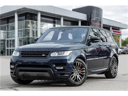 2017 Land Rover Range Rover Sport HSE DYNAMIC (Stk: 19HMS1379) in Mississauga - Image 1 of 21
