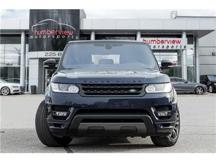 2017 Land Rover Range Rover Sport HSE DYNAMIC (Stk: 19HMS1379) in Mississauga - Image 2 of 21
