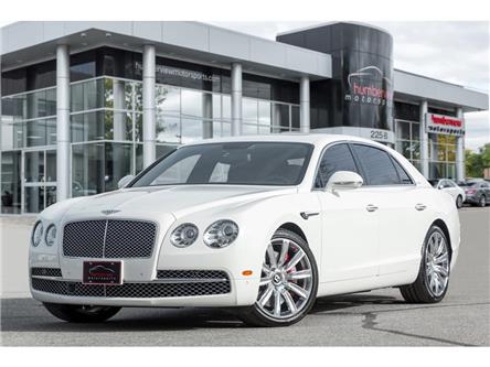 2016 Bentley Flying Spur W12|NAVIGATION|REAR CAM|NAIM AUDIO|VENTED SEATS (Stk: 50923) in Mississauga - Image 1 of 28
