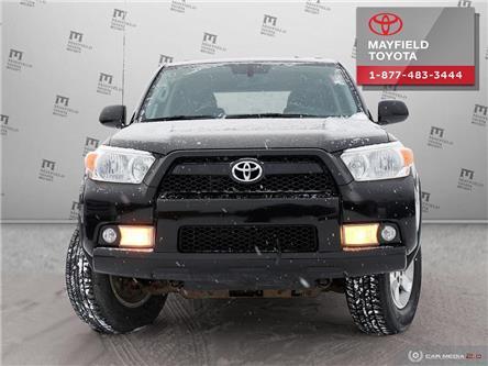 2012 Toyota 4Runner SR5 V6 (Stk: M000431A) in Edmonton - Image 2 of 21