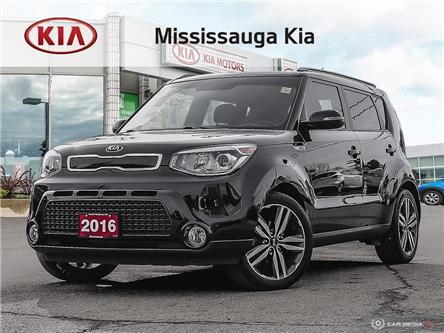 2016 Kia Soul SX (Stk: 3912P) in Mississauga - Image 1 of 27