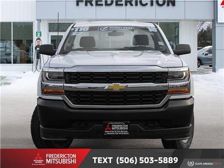 2018 Chevrolet Silverado 1500 WT (Stk: 191340A) in Fredericton - Image 2 of 16