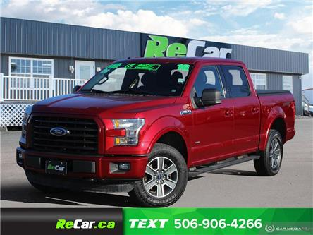 2016 Ford F-150 XLT (Stk: 191394A) in Fredericton - Image 1 of 22