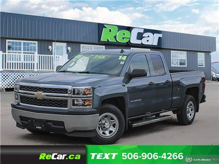 2014 Chevrolet Silverado 1500 2WT (Stk: 191405A) in Fredericton - Image 1 of 21