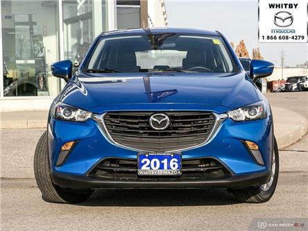 2016 Mazda CX-3 GS (Stk: P17521) in Whitby - Image 2 of 27